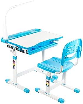 Vivo Height Adjustable Children's Desk and Chair