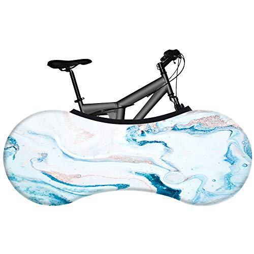 JTYX Bike Covers Fietshoes, voor indoor mountainbike, afdekking voor fietsen, broek, kettingen, garage, bescherming, afdekking voor volwassenen
