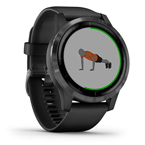 Garmin Vivoactive 4 - Reloj Inteligente con GPS y Funciones...
