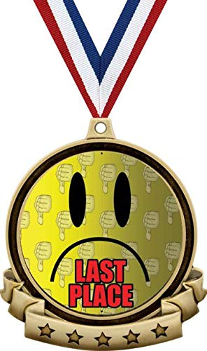 Last Place Medals