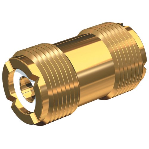 Barrel Connector F/RG-8X, RG-58