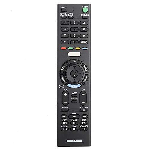 Topiky Control Remoto para Sony RMT-TX100D RMT-TX101J RMT-TX102U RMT-TX102D RMT-TX101D RMT-TX100E RMT-TX101E Smart TV