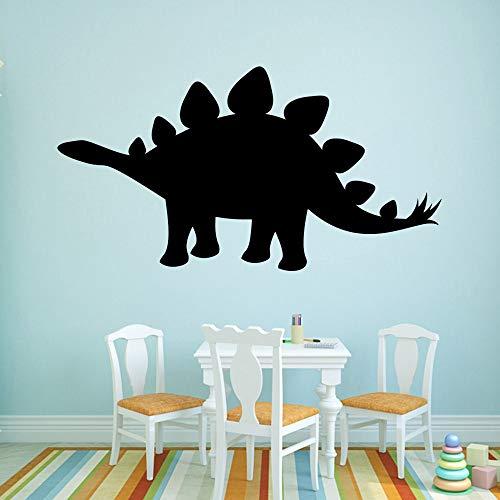hetingyue Leuke dinosaurus Muurtattoo Woonkamer Muurschilderingen Kindertuin kamerdecoratie Afneembare creatieve stickers