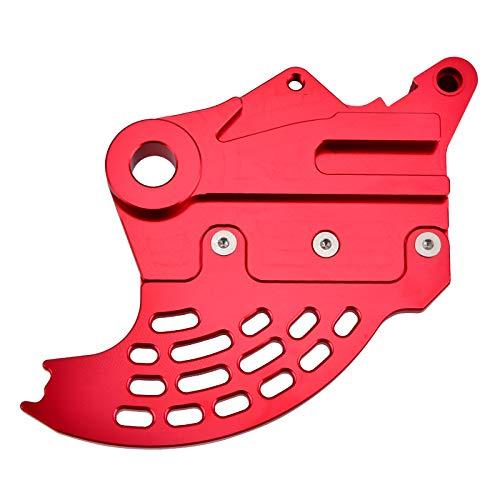 Mszhang Protector de protección del Disco de Freno Trasero CNC/Ajuste para Beta 200 250 300 350 390 400 430 450 480 500 500 RR RS 2T 4T / FIT para Enduro Racing 2013-2020 (Color : Army Green)