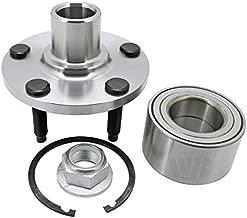 WJB WA518517 Front Wheel Hub Bearing Module Kit, Cross Reference: Moog 518517, SKF BR930676K