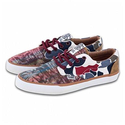 Djinns ,  Herren Sneaker Low-Tops, Mehrfarbig - Mehrfarbig - Größe: 40