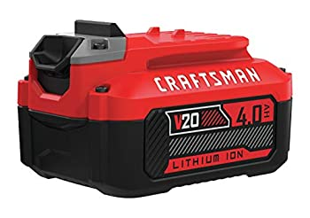 CRAFTSMAN V20 Lithium Ion Battery 4.0-Amp Hour  CMCB204