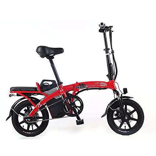 XCBY elektrische driewieler voor mobiliteit, volwassenen, e-bike, opvouwbaar en draagbaar, motor tot 350 W, met licht en display