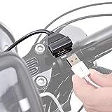 スマートフォンやタブレット端末を充電できる便利商品。 防水設計:フタを閉めれば防水。 取付方法を選べる:ハンドルクランプと、貼付式から選べます。 省電力・コンパクト:高性能ICを使用したコンパクトサイズのUSB用変圧器は、接続機器を判断し、充電が可能です。 充電器にダイレクト接続:バッテリー側ハーネスと回復微弱充電器(76079)、トリクル充電器(68586/71199)が接続可能です。