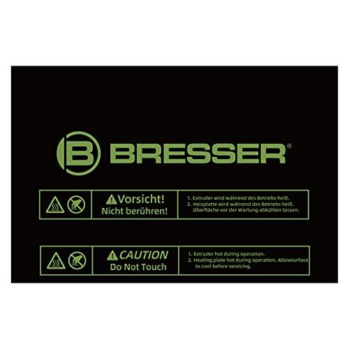 Bresser Base de impresión autoadhesiva para Impresora 3D T-Rex 2 (Art. 2010600)