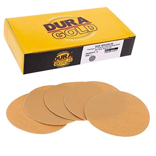 Dura-Gold - Premium - 220 Grit 3