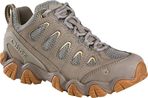 Oboz Sawtooth II Low Hiking Shoe - Women's Sage Gray 6