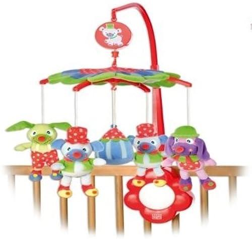 garantía de crédito Carrusel Saro Baby Circus Circus Circus Con Luz  promocionales de incentivo