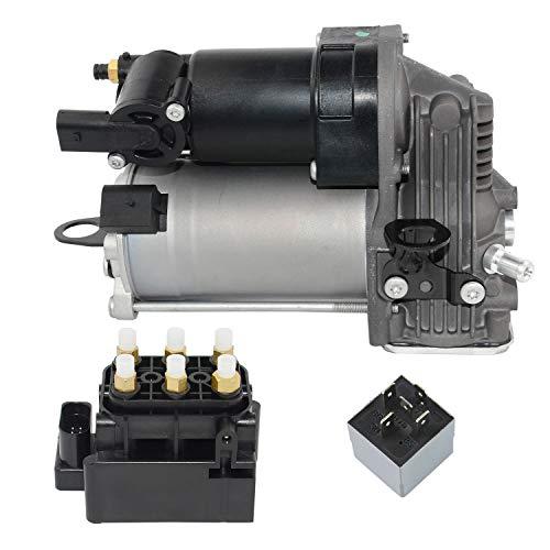 Luftkompressor+Ventilblock Für W164 X164 A1643200304 A1643200204 A1643201204