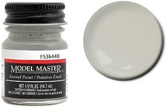 Flat Gull Gray Enamel Paint .5 oz bottle FS36440 by Testors