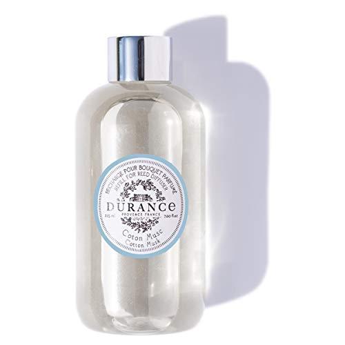 Durance - Recarga difusor de aroma de algodón almizcle