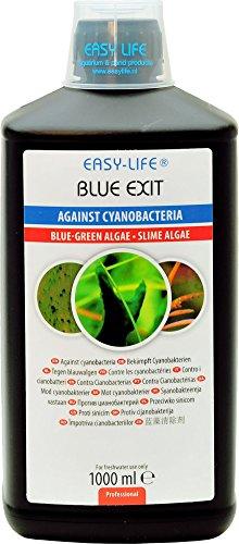 Easy Life Blue Exit – Tratamiento del Agua para acuariofilia, 1000ml