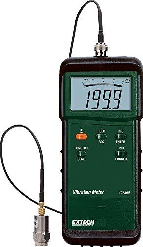 Extech 407860 Heavy Duty Vibration Meter
