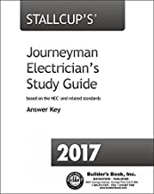 2017 Stallcup's Journeyman Electrician's Study Guide Answer Key