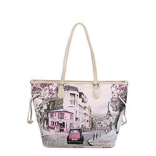 YNOT Shopping Bag Paris Charleston