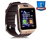 Wonderford DZ09 Bluetooth SmartWatch with Camera, TF Card Support, GSM Sim Compatibility, Whatsapp