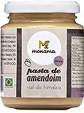Pasta de Amendoim Saudável Sal do Himalaia Monama 200g