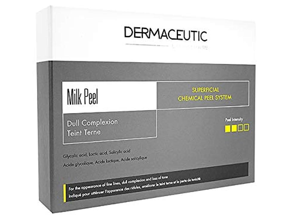 告発ビン塗抹ダーマシューティック ミルクピールトリートメント[ヤマト便] (Dermaceutic) Milk Peel Treatment (海外発送)