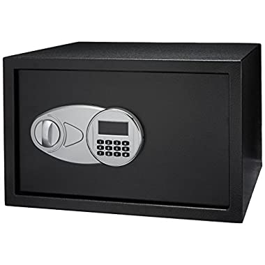 AmazonBasics Security Safe - 1.2-Cubic Feet