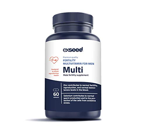 ExSeed Multi - Male Fertility Supplement