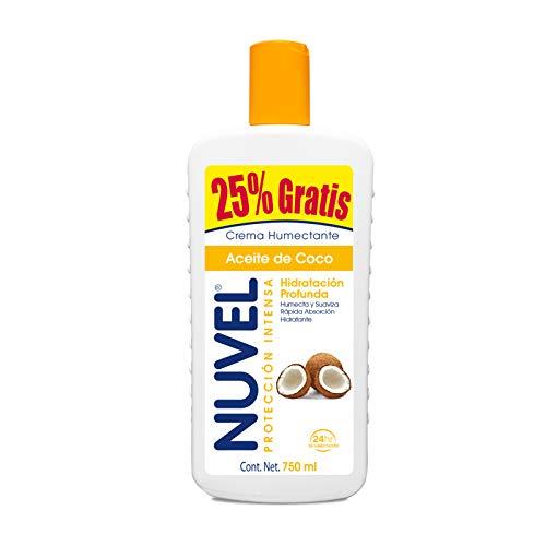 Crema Hidratante Coco marca Nuvel