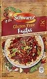 Schwartz Mezcla de recetas de fajitas sin gluten, 28 g (paquete de 6)