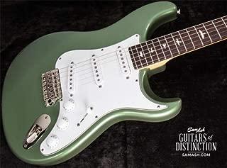 PRS Silver Sky John Mayer Signature Electric Guitar Orion Green (SN:0279013)