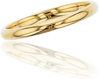 Best 2mm gold band Reviews