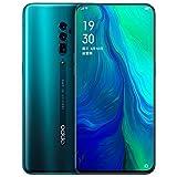 Oppo Reno 128 Go 256 Go Snapdragon 710 VOOC 3.0 Dual Sim Smartphone (6+256 Go, Vert)