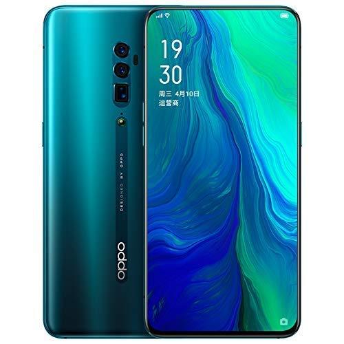 Oppo Reno 128 Go 256 Go Snapdragon 710 VOOC 3.0 Dual Sim Smartphone (6+128 Go, Noir)
