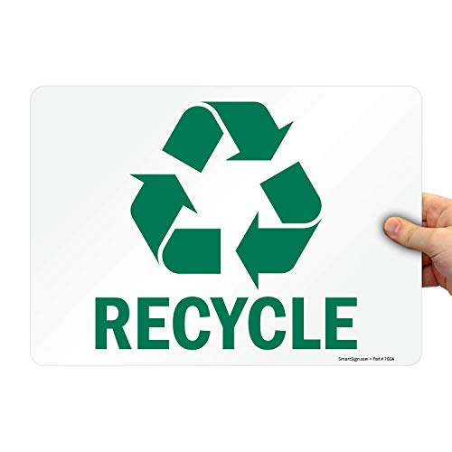Top 10 recycling only sticker for 2020