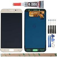 YHX-O para Samsung Galaxy J7 Pro 2017 J730G J730 J730F/DSM de reparación y sustitución LCD Display + Touch Screen Digitizer con Herramientas Incluidas