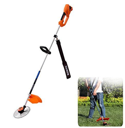 Draagbare elektrische grasmaaier Huishoudelijke grastrimmer Multifunctionele grasmaaier, energiebesparing, geluidsarm