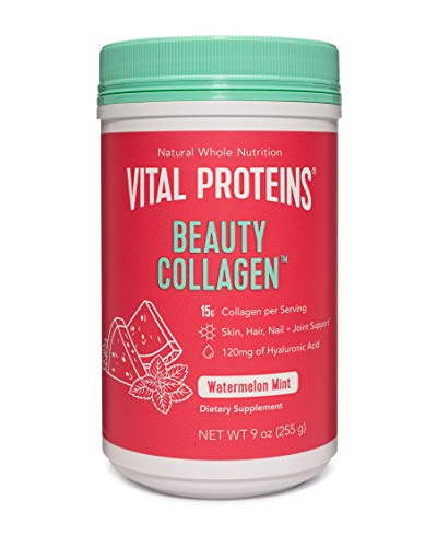 Vital Proteins Beauty Collagen (Watermelon Mint, Canister)