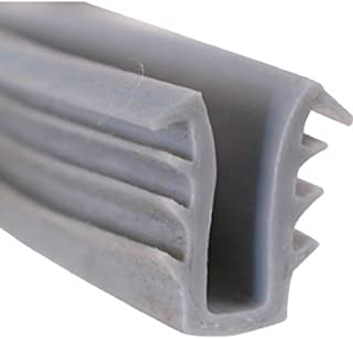 Prime-Line Products P 7738 Glass Glazing Channel, 17/64