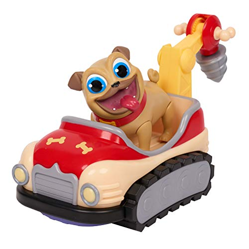 Puppy Dog Pals Puppy Power Vehicles - Rolly