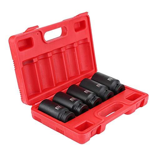 Casquillos de Impacto Llaves de Vaso Hexagonales 1/2 pulgada, 30 mm 32 mm 34 mm 35 mm 36 mm