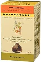 Naturcolor Haircolor Hair Dye - Mullein Blonde, 4.08 Fl Oz (7N)