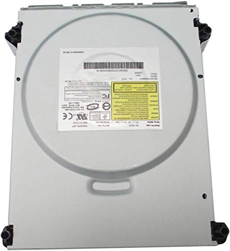 New Lite-On DVD-ROM DG-16D2S DVD Drive Replacement Part for Microsoft Xbox 360 Xbox360