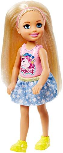 Mattel Barbie Club Chelsea Unicorn Doll