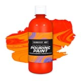 Sargent Art 16oz. Pre-Mixed Pouring Acrylic-Red Paint