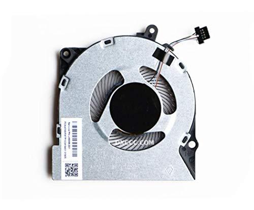 HuiHan Repuesto para ventilador de refrigeración de CPU para portátil L45886-001 HP Probook 430 G6 430G6