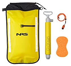 NRS Kayak safety kit