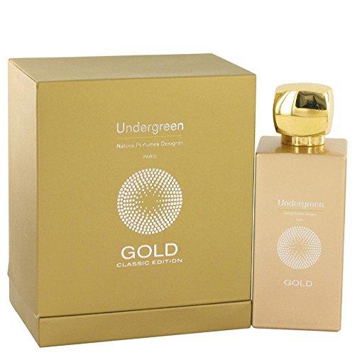 undergreen Rose Eau de Parfum en vaporisateur 100 ml, 1er Pack (1 x 100 ml)