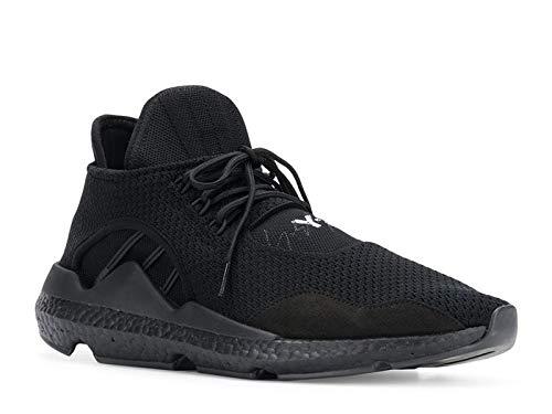 adidas Y 3 BC0950, Herren Sneaker, Schwarz Schwarz Größe: 44 FR 9.5 UK